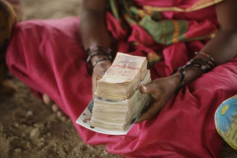 India Said to Consider 12 Rupee Measures Including Debt Limit