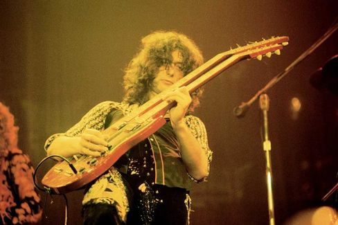 Jimmy Page: We Didn't Steal Whole Lotta Love Riff