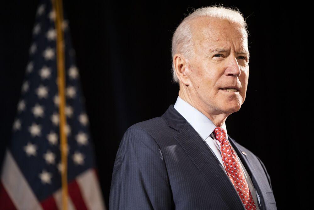 Biden Limits Press Access to Virtual Wall Street Fundraiser ...