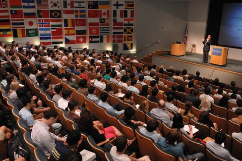 UCLA Anderson MBA Self-Sufficiency Plan Stalled