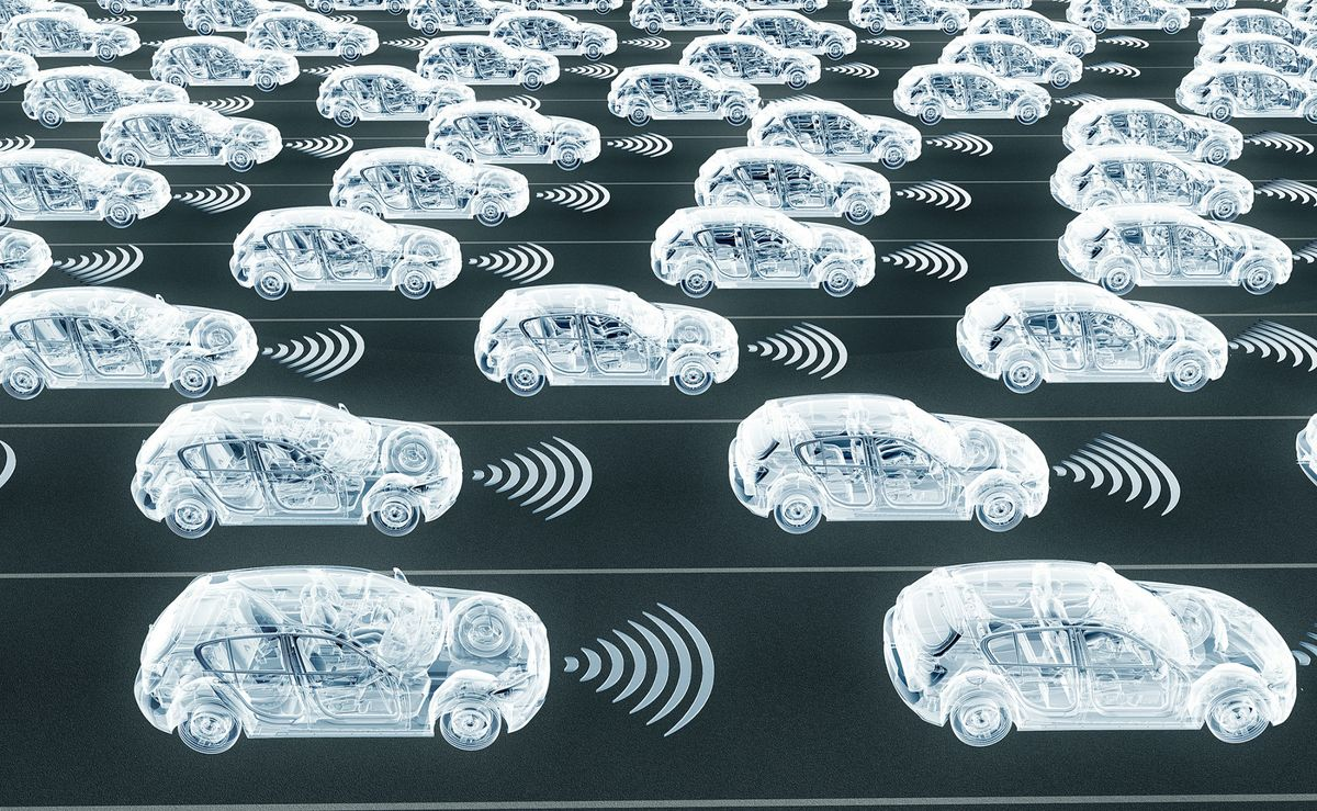 Walmart's Kickstarting a $1 Trillion Driverless Delivery Market