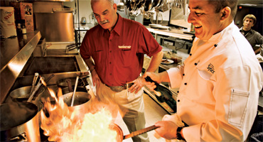 Sysco's Hands-On Way of Keeping Restaurants Going