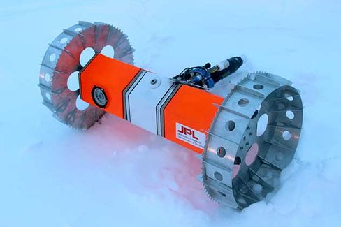 Bruie (Buoyant Rover for Under-Ice Exploration)