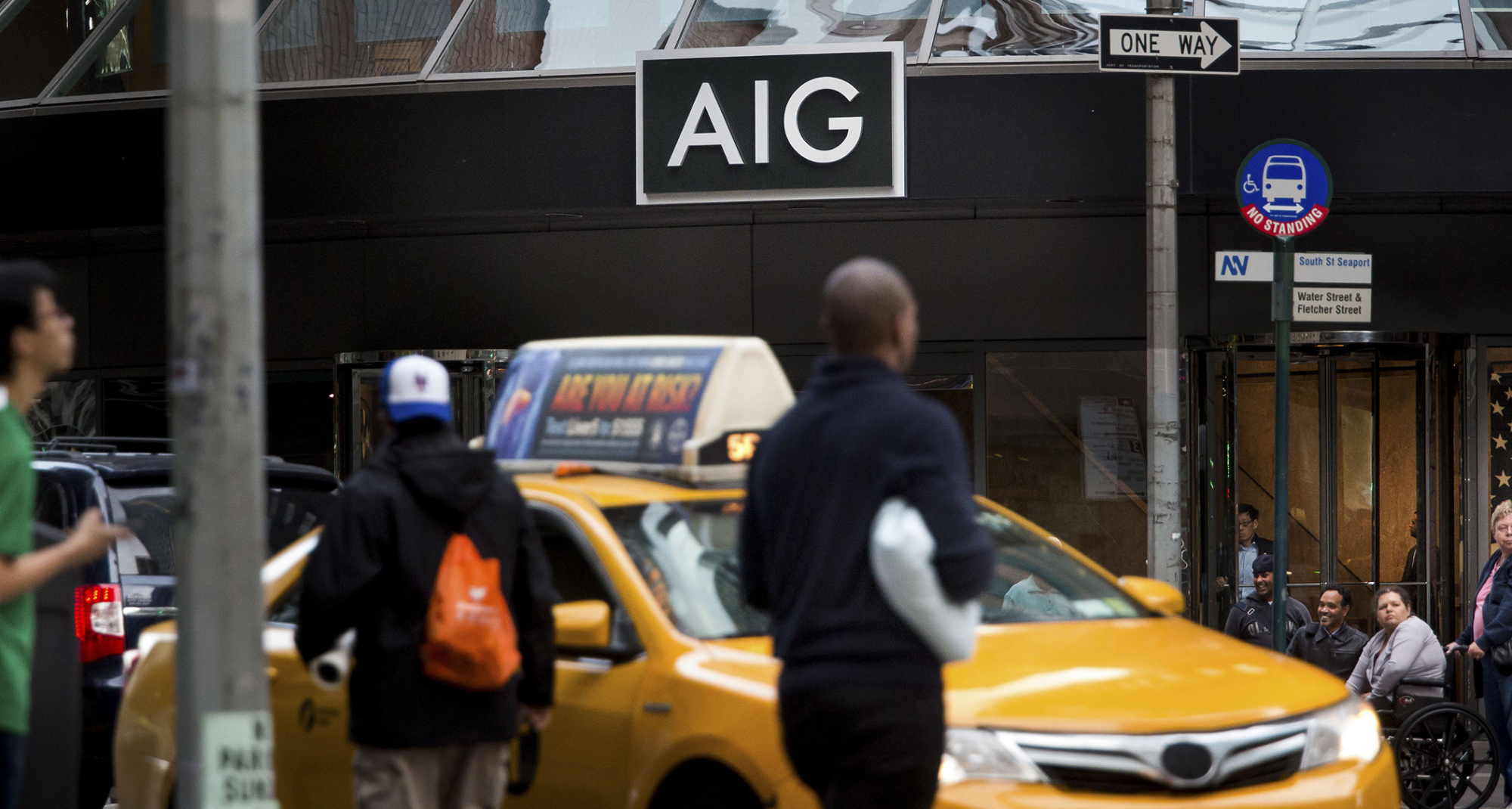 Aig Quote Aignew York Stock Quote  American International Group Inc