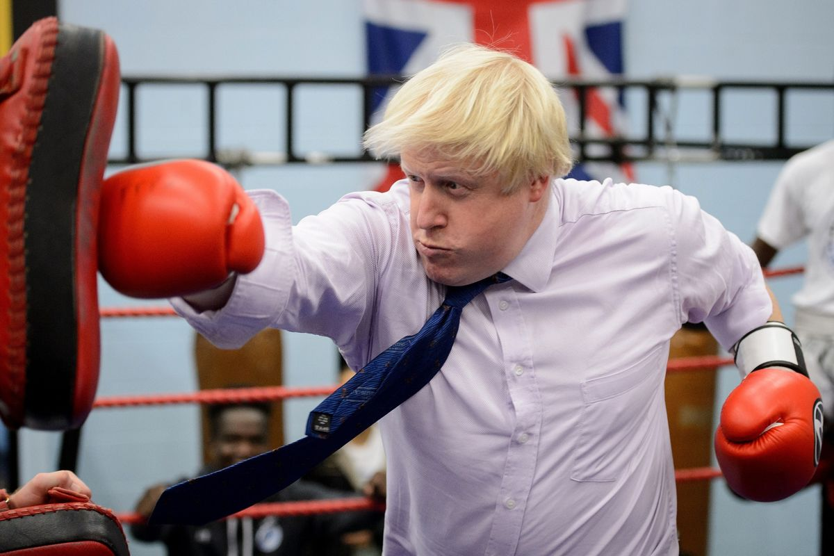 Boris Johnson Still Has a Fighting Chance