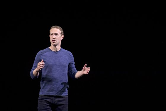 Facebook CEO Says He Hopes to Work With Sandberg for 'Decades'