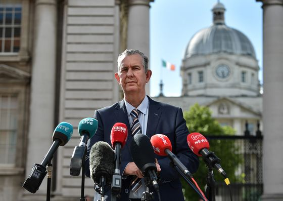 Northern Ireland's Largest Party Rocked by Power-Sharing Crisis