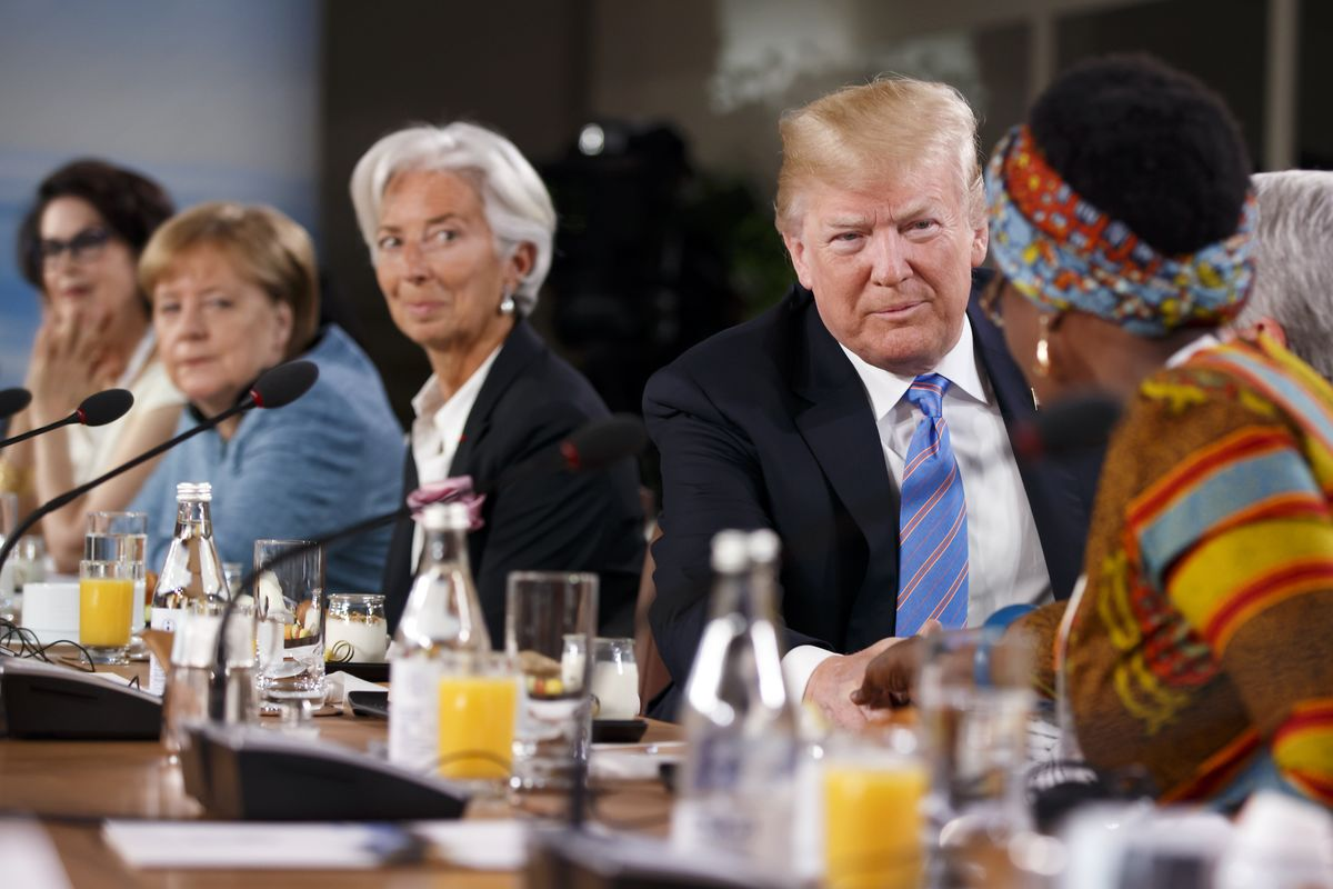 G-7 Is Well Timed to Fight a Recession, But Its Leaders Are Unlikely to Act