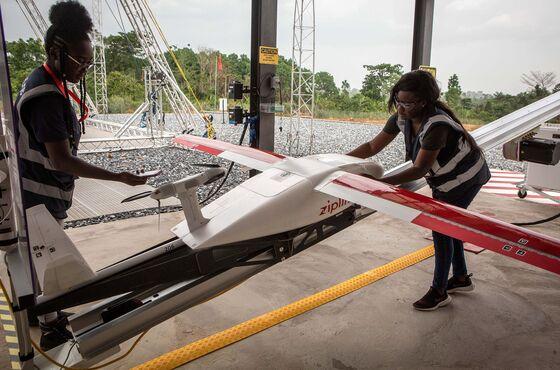 California Drone Operator Zipline Raises $250 Million