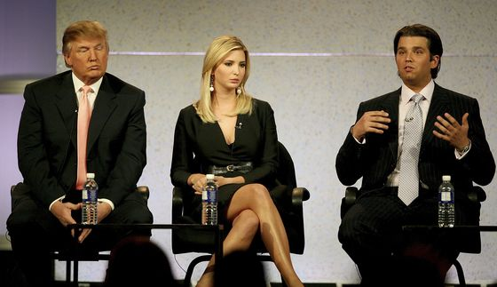 Trumps Fail to Stall Suit Over Endorsements on 'Apprentice'