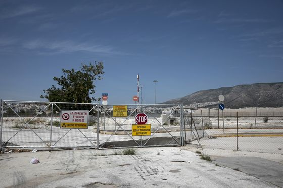 Athens' Old Airport Is Rivaling New York in Property Prices