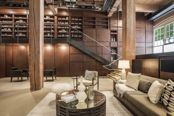 This Startup Factory Loft inSan Francisco Has a Secret Room