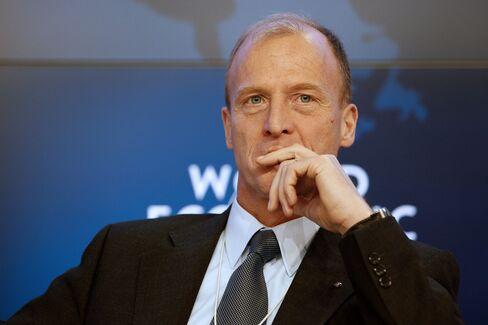 Airbus SAS CEO Tom Enders