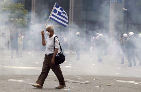 Greek Debt Unravels Markets: Euro Credit