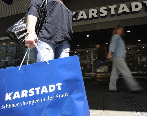 Berggruen may struggle to lure shoppers to Karstadt