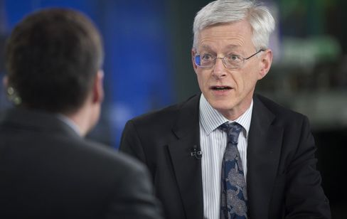 Bank of England Monetary Policy Committee Member Martin Weale Interview