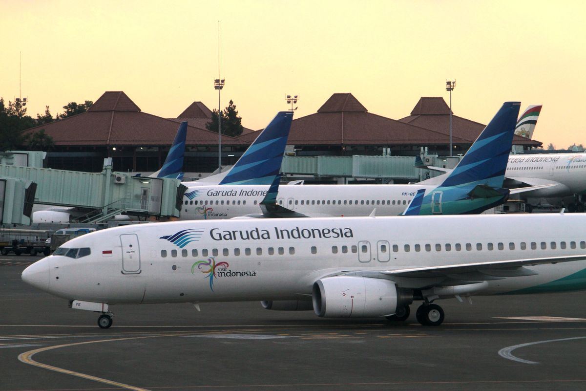 GIAA Garuda Boss Says Bankruptcy Is Off Table Despite Covid Strains - Bloomberg
