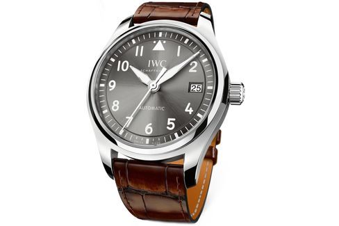 IWC's new 36mm pilot watch will sell for less than $4,000.