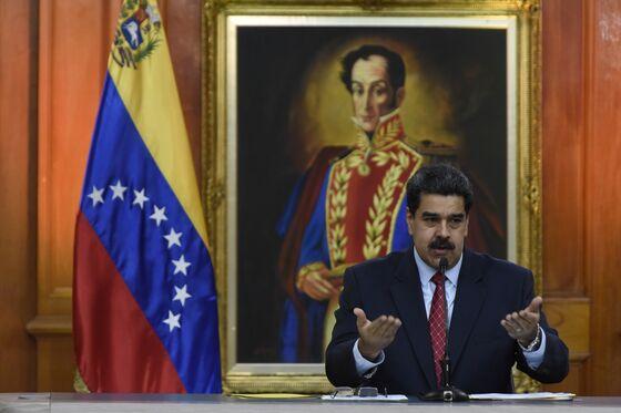 Maduro Stymied in Bid to Pull $1.2 Billion of Gold From U.K.