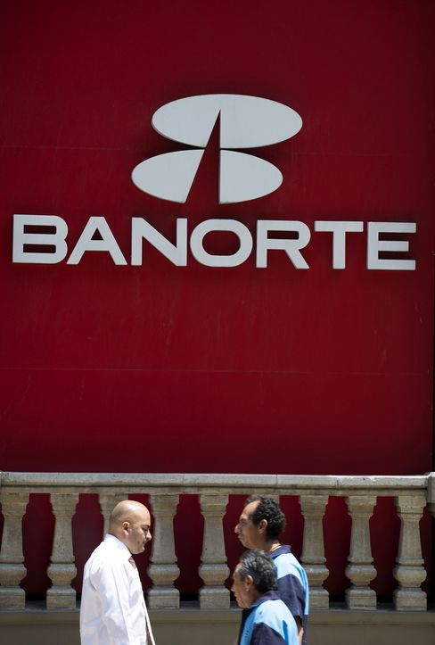 Banorte Jumps as $2.5 Billion Sale Sells Out