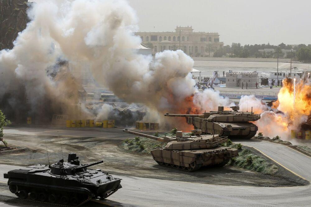 Eritrea's Military Got Help From U A E , Foreign Firms, UN
