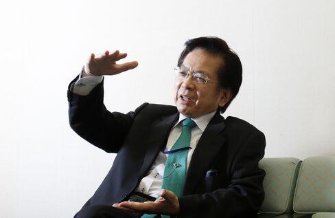 本田悦朗氏(2016年2月)