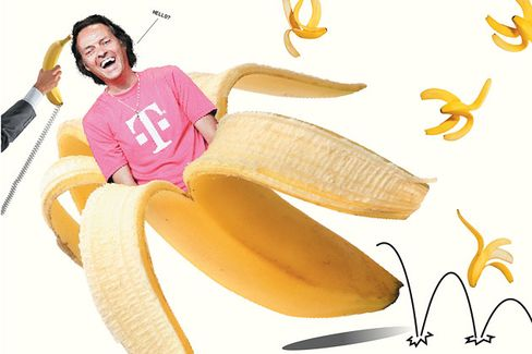 T-Mobile's Wacky Plan to Trash the Wireless Business Model