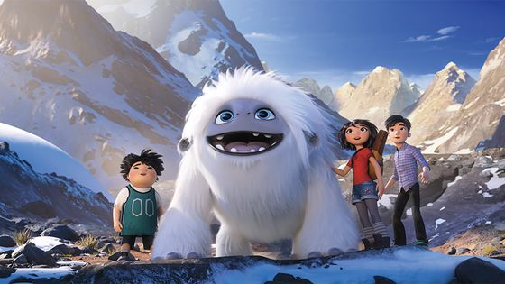 'Abominable' Gets Warm Welcome in Weekend Box-Office Debut