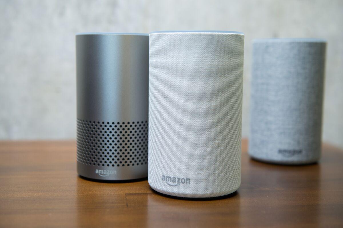 JPMorgan Brings Amazon's Alexa to Wall Street Trading Floors - Bloomberg