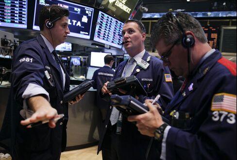 Treasuries Retreat With Gold, Stocks While U.S. Dollar Rallies