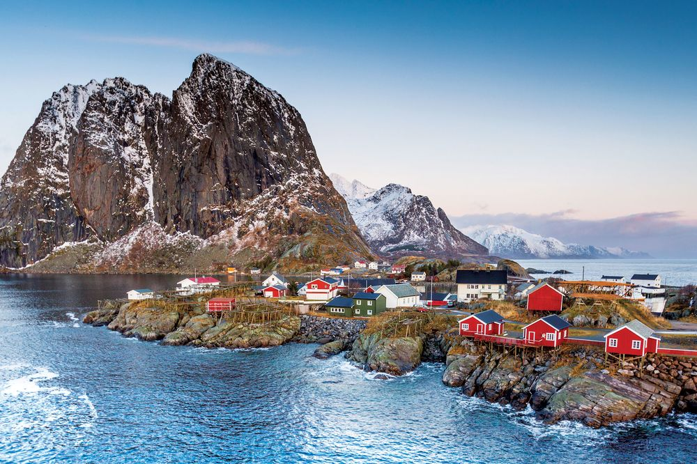 Explore This Staggering, Remote Norwegian Archipelago