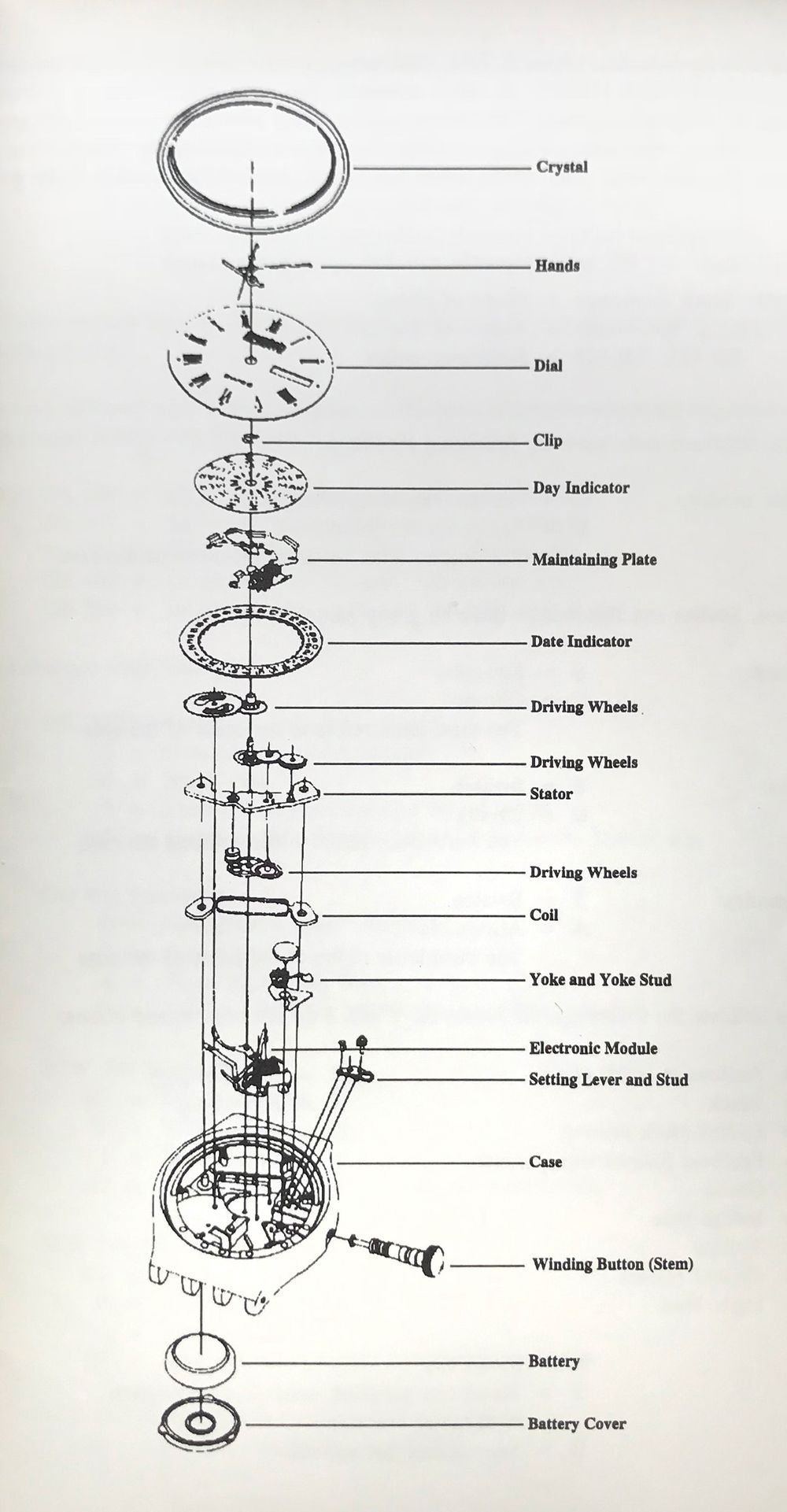 A Concise History Of The Quartz Watch Revolution Bloomberg Moto G Circuit Diagram Specification For Original 1983 Swatch