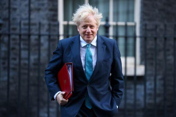 U.K.'s Johnson Urges 'Extreme Caution' Over Christmas Break