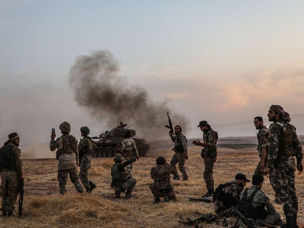 Volkswagen Delays Turkey Plans Over Offensive: Syria Update