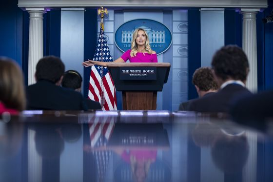 White House Says No Consensus Existed on Russian Bounty Reports