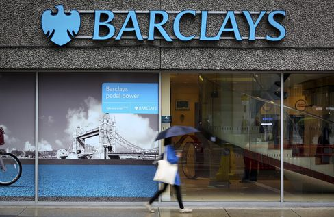 First Mover Barclays Pays Price for Industry Misdeeds on Libor