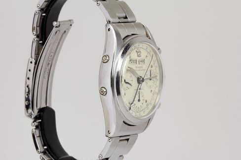 A side view of the Jean-Claude Killy Rolex.