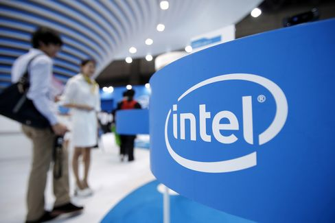 Intel Booth at CEATEC Japan 2013