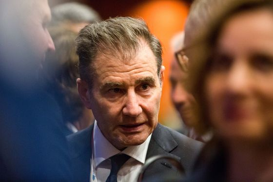 Glencore CEO Glasenberg Hints He May Leave Sooner Than Expected