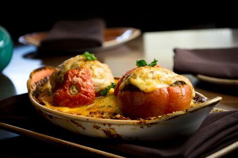 A hearty dish at Via Lima.
