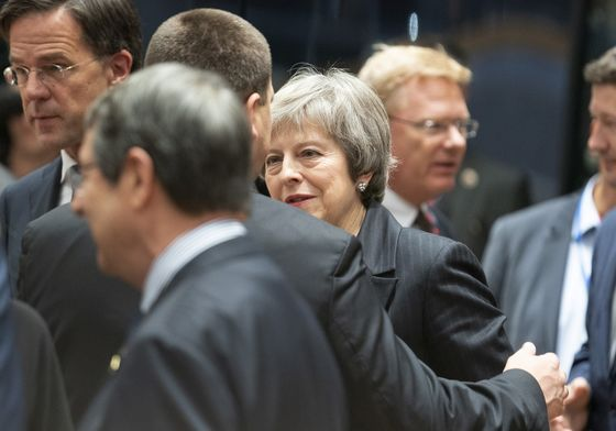 EU Leaders Just Aren't Sure They Can Trust Theresa May Anymore