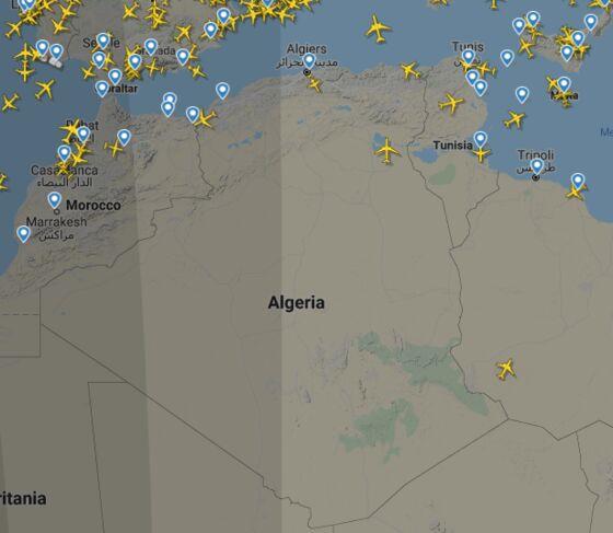 Algeria Shuts Airspace to Moroccan Planes as Feud Escalates