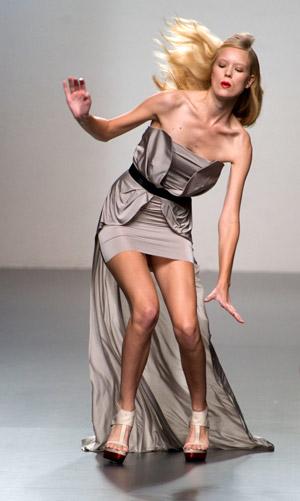 New York Fashion Week: Chaos on the Runway