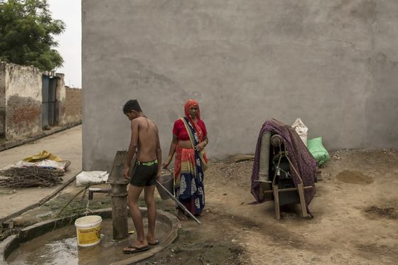 Clean Water in All Homes Is Modi's Next Big India Election Play
