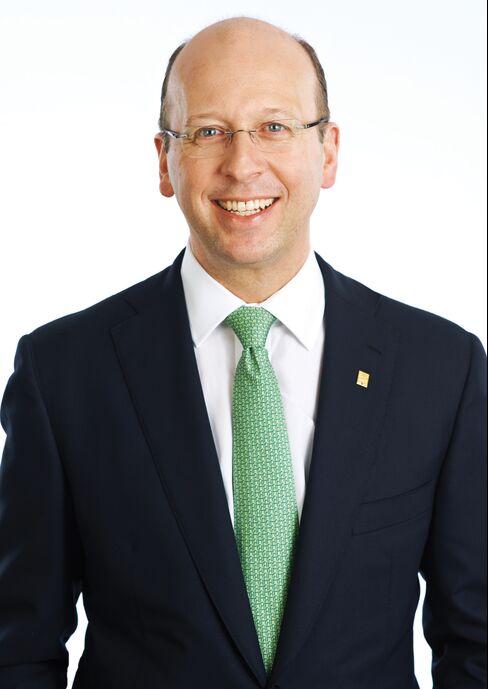 CIBC CEO Victor Dodig