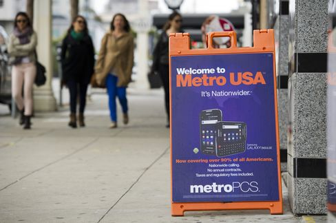 MetroPCS May Be No Answer for U.S.