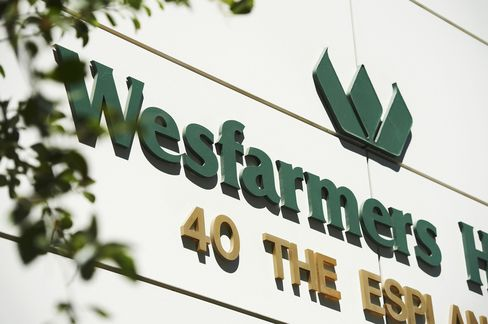 Wesfarmers Headquarters in Perth