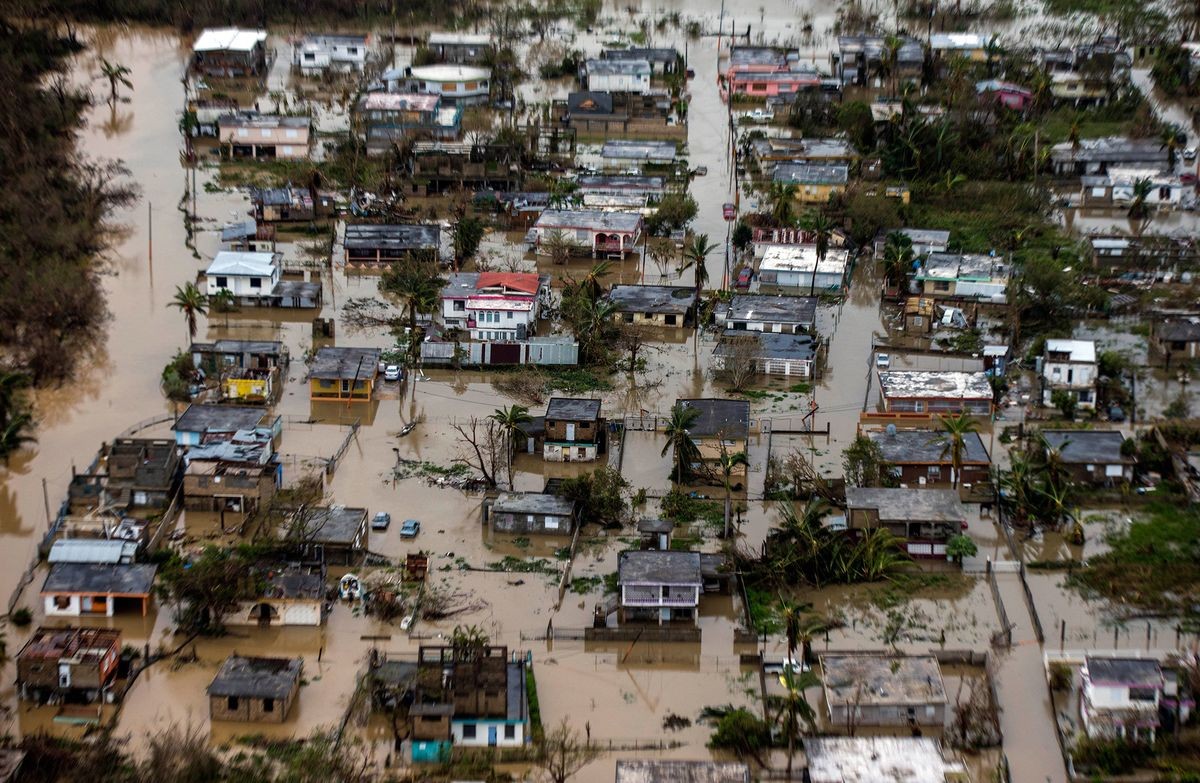 A Storm's Never Destroyed a Grid Like Maria Ruined Puerto Rico's