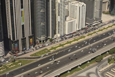 General Views From Around Dubai Including Residential Property And Beach Resorts