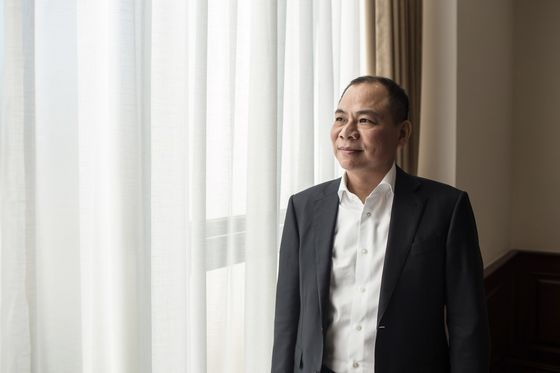 Vietnam's Richest Man Plans Electric Car Factory in the U.S.